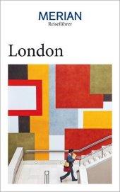 MERIAN Reiseführer London Cover