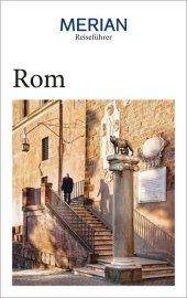 MERIAN Reiseführer Rom Cover