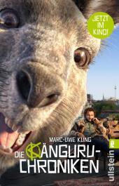 Die Känguru-Chroniken: Filmausgabe Cover