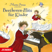 Beethoven-Hits für Kinder, 1 Audio-CD Cover