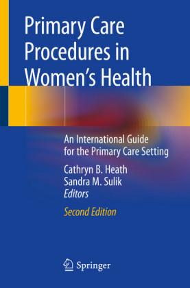 Primary Care Procedures in Women's Health