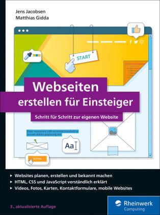 Webseiten erstellen für Einsteiger