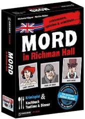 Mord in Richman Hall (Spiel)
