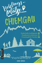 Lieblingsplätze Chiemgau Cover