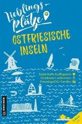 Lieblingsplätze Ostfriesische Inseln Cover