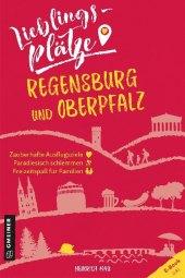Lieblingsplätze Regensburg und Oberpfalz Cover