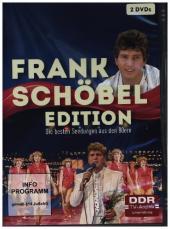 Frank Schöbel Edition - Die besten Sendungen a.d. 80ern, 2 DVD