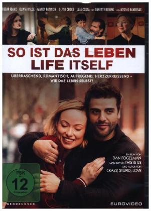 So ist das Leben - Life itself, 1 DVD