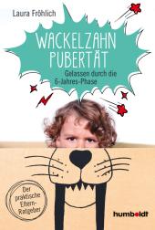 Die Wackelzahn-Pubertät Cover
