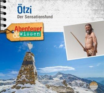 Ötzi - Der Sensationsfund, 1 Audio-CD