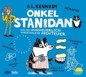 Onkel Stan und Dan, 1 Audio-CD Cover