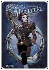 Lady Mechanika - Sangre