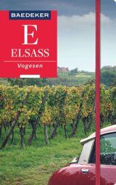 Baedeker Reiseführer Elsass, Vogesen Cover