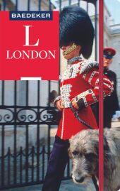 Baedeker Reiseführer London Cover
