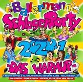 Ballermann Schlagerparty 2020, 2 Audio-CDs