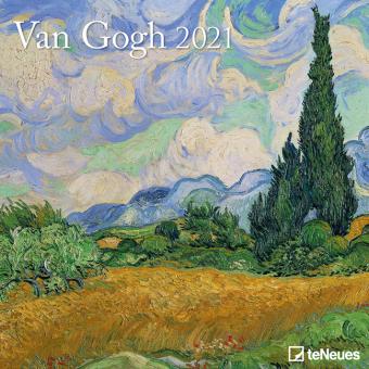 Van Gogh 2021