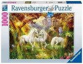 Einhörner im Herbst (Puzzle)