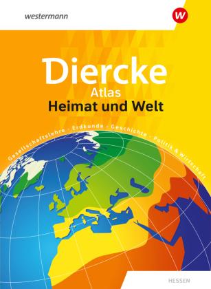 Heimat und Welt Universalatlas Hessen