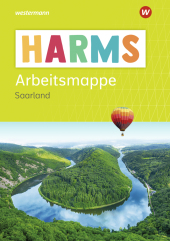 HARMS Arbeitsmappe Saarland - Ausgabe 2020