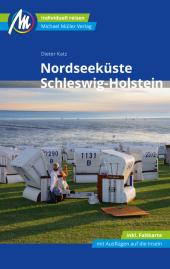 Nordseeküste Schleswig-Holstein Reiseführer Michael Müller Verlag Cover