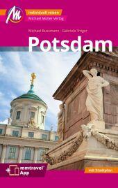 Potsdam MM-City Reiseführer Michael Müller Verlag Cover