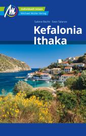 Kefalonia & Ithaka Reiseführer Michael Müller Verlag Cover