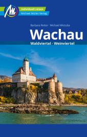 Wachau Reiseführer Michael Müller Verlag Cover
