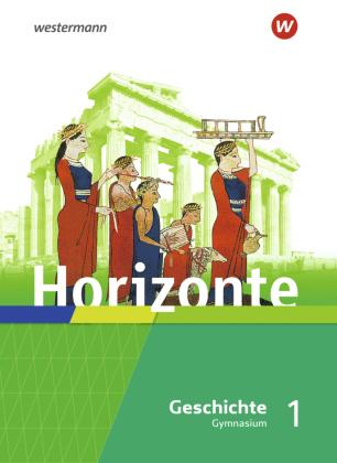 Horizonte - Geschichte für Gymnasien in Hessen und im Saarland- Ausgabe 2021, m. 1 Buch, m. 1 Online-Zugang