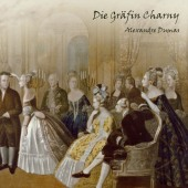 Die Gräfin Charny, Audio-CD, MP3