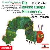 Die kleine Raupe Nimmersatt (Berlinerisch), Audio-CD