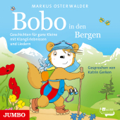 Bobo Siebenschläfer in den Bergen., Audio-CD