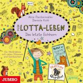 Mein Lotta-Leben - Das letzte Eichhorn, Audio-CD