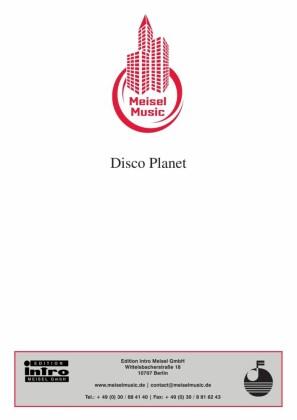 Disco Planet