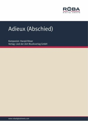 Adieux (Abschied)