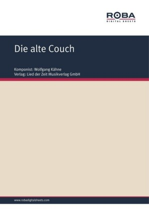 Die alte Couch