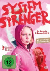 Systemsprenger, 1 DVD Cover