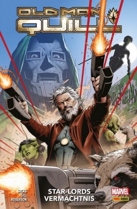 Old Man Quill 1 - Star-Lords Vermächtnis