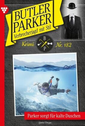 Butler Parker 182 - Kriminalroman
