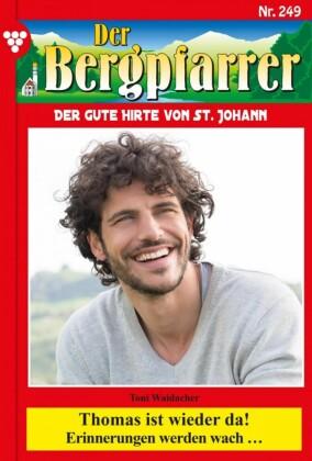 Der Bergpfarrer 249 - Heimatroman