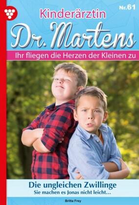 Kinderärztin Dr. Martens 61 - Arztroman