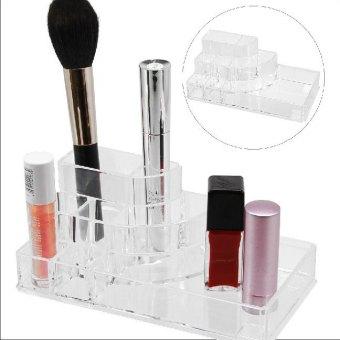Make-up-Organizer, diverse Fächer und Fachgrößen