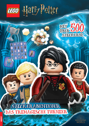 LEGO® Harry Potter(TM) - Stickerabenteuer, Das trimagische Turnier