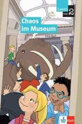 Chaos im Museum