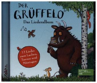 Der Grüffelo-Liederalbum, 1 Audio-CD