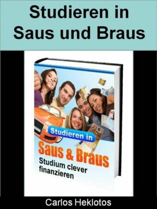 Studieren in Saus und Braus - Studium clever finanzieren