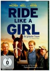 Ride Like a Girl - Ihr größter Traum, 1 DVD Cover