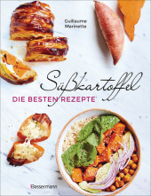 Süßkartoffel - die besten Rezepte für Püree, Pommes, Bowls, Currys, Suppen, Salate, Chips und Dips. Glutenfrei