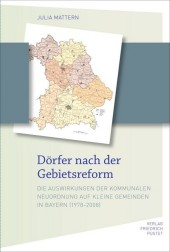 Dörfer nach der Gebietsreform