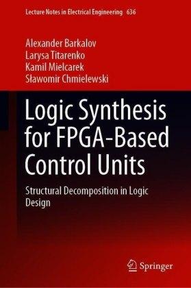 Logic Synthesis for FPGA-Based Control Units