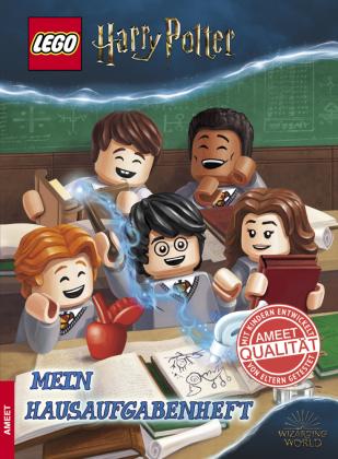 LEGO® Harry Potter - Mein Hausaufgabenheft